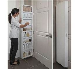 A Unique Storage Solution -The Cabidor - Behind-The-Door Storage