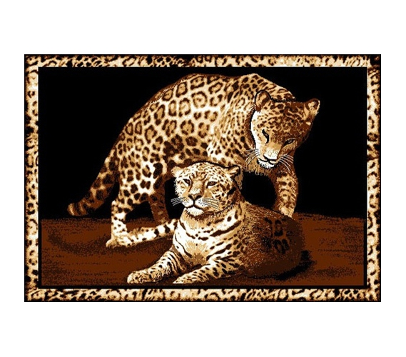Momma U0026 Baby Leopard College Dorm Room Rug Decorative Accents