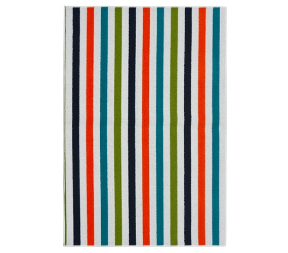 Summer Stripe Rug Use Fun Items For College Students Rugs