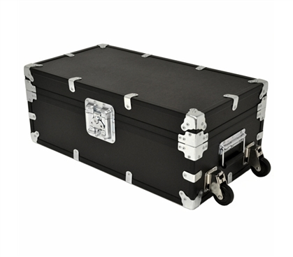 Needed For Flying - Indestructo Airline Durable Trunk - ATA Approved Travel Case - Super Strong