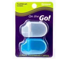 Toothbrush Covers (2-Pack)