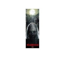 Fun Dorm Stuff - The Walking Dead Zombies Poster - Decor For College Dorms