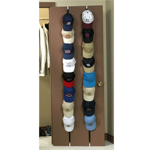Product Reviews  sc 1 st  Dorm Co & Cap Rack Over the Door Space Saver is an organizer that is most ...