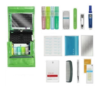 Cool Stuff For College Girls - College Girl On the Go Kit - Mini PAK - Dorm Essentials For College