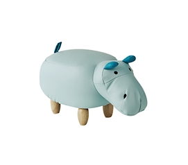 Spencer - Hippo - Dorm Room Seating Stool