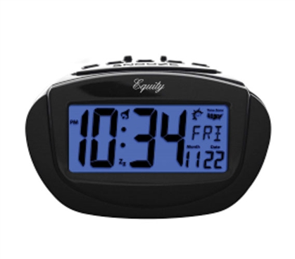 Insta-Set Dorm Alarm Clock