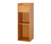 Yak About It® Extra Tall Bookcase Table - Beech