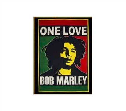 Statement - Bob Marley Tapestry