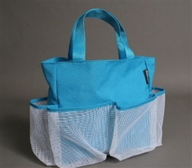 Stay More Organized - Neo Carry All - Ocean Blue - Great For Shower Supplies