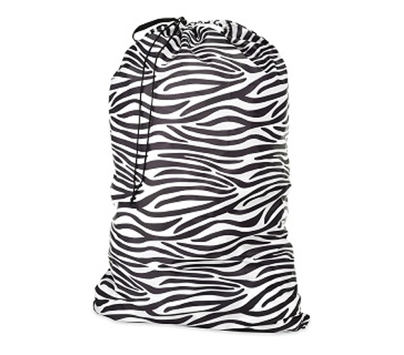 zebra laundry bag college supplies laundry supplies cheap dorm