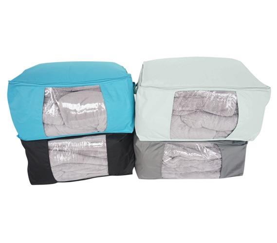 Vibrant Zippered Blanket Bag College Dorm Stuff Sleeping Well Storage  Organized