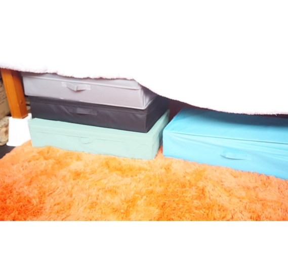 Hold A Variety Of Dorm Supplies Under Bed Storage Box Vibrant Keep