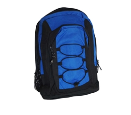 Cross Campus Backpack - Blue Dorm Necessities