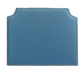 The Powered College Headboard - Blue Dorm Room Decor Dorm Essentials Dorm Room Decorating Ideas