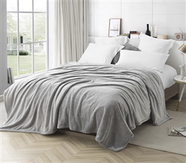 Coma Inducer Twin XL Bedding Blanket - Frosted - Black