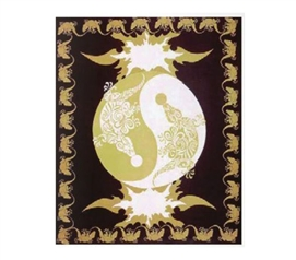 Twin Design Tapestry