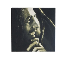 Bob Marley Charm Wall Canvas College Wall Decor Must Have Dorm Items
