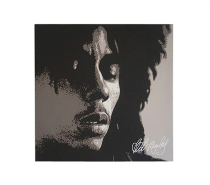Dorm Room Decorations Bob Marley Expressive Wall Canvas