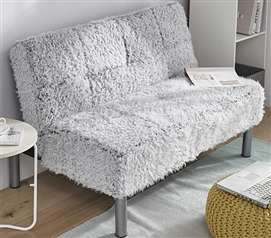 Coma Inducer Mini-Futon - Two Tone Frosted Black