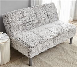 Coma Inducer Mini-Futon - Two Tone Frosted Chocolate
