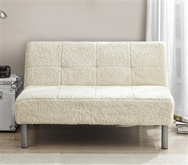 Coma Inducer Mini-Futon - Almond Cream