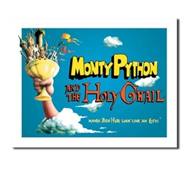 Tin Sign Dorm Room Decor monty python lovers tin sign wall art perfect for dorm or apartment walls