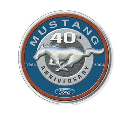Tin Sign Dorm Room Decor guys dorm or college apartment wall art decorative piece featuring Mustang 40