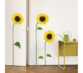 Sunflowers - Peel N Stick