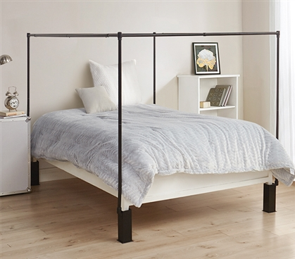 Ultimate Sleep Privacy Divider - Don't Look At Me - Black Frame