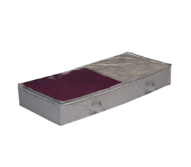 Extra Long Underbed Storage Chest - Steel Gray