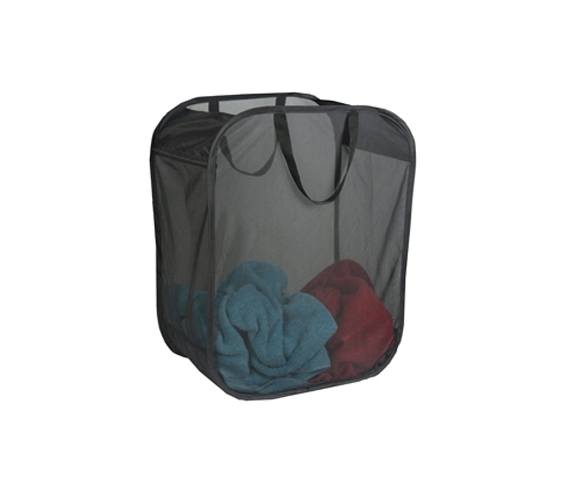pop-up foldable hamper - collapsible dorm laundry hamper college