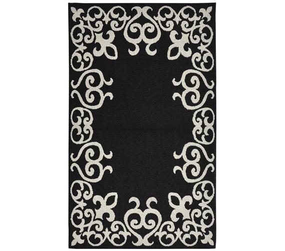 bordeaux college rug black and silver rh dormco com black and silver curtains black and silver set mundu