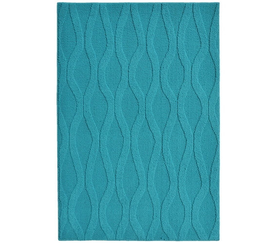 Continuum College Rug Teal Dorm Area Rugs For Girls Cute College