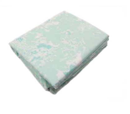 Calico Mint Twin XL Sheet Set