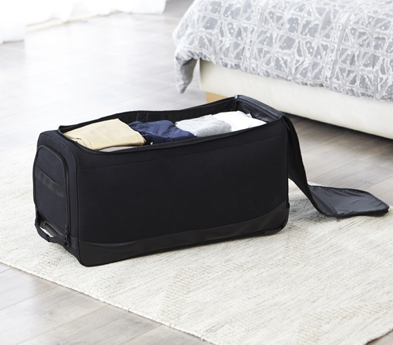 Gomie - Duffle Laundry Bag with Wheels