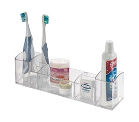 College Medication & Bath Organizer - Keeps Dorm Room Supplies Neat & Organizer
