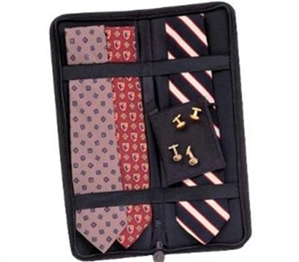 College Tie Case - Dorm Essentials For College Students