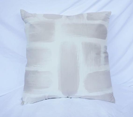 Brushstrokes Dorm Decor Cotton Throw Pillow Silver Birch Cheap Extra Mesmerizing Extra Long Decorative Pillow