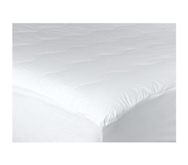 Extra Comfortable & Extra-Thick Twin XL Dorm Bedding Mattress Pad