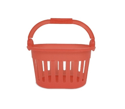Dorm Shower Caddy Coral