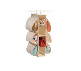 Hanging Purse Organizer Dorm Essentials Dorm Organization