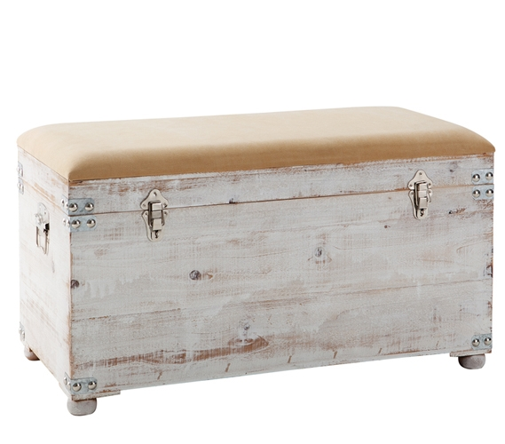 Cushion Seater Trunk Natural