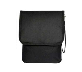 Bold Black iPad Bag