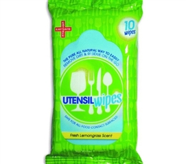 Utensil Wipes