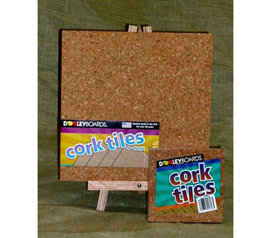 Decorate Dorm .. post what you want on cork squares!