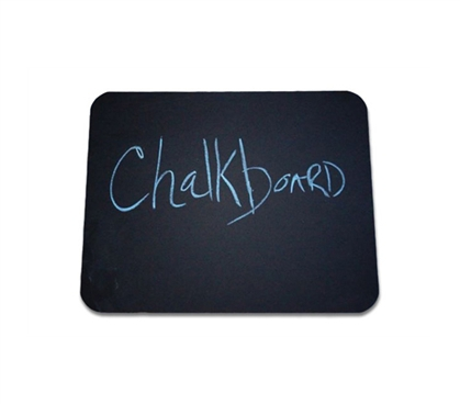 "Useful For Daily Organization - 9.5"" x 12"" Black Chalkboard - Cool Supply For College"
