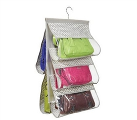 Space Saver Handbag Organizer