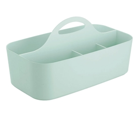 Dorm Shower Tote - Mint