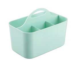 Dorm Shower Caddy - Mint Dorm Organizers Dorm Storage Solutions