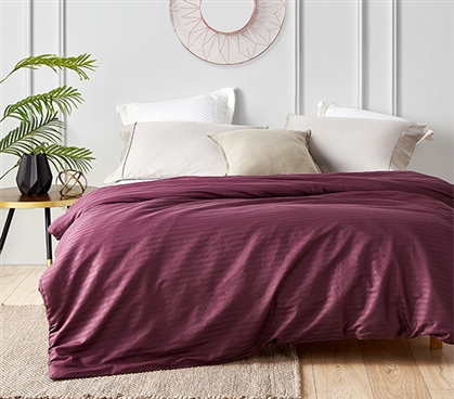 Feels Very Soft - Twin XL Duvet Cover Cover Your Dorm Comforter